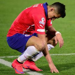 Kanonierzy w reprezentacjach: Sanchez nie jedzie na MŚ