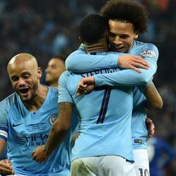 City zwycięża w finale Carabao Cup