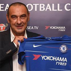 Oficjalnie: Sarri nowym menedżerem Chelsea