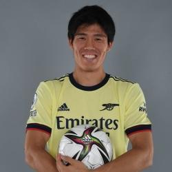 Galeria: Takehiro Tomiyasu w barwach Arsenalu