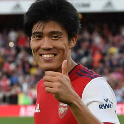 Tomiyasu piłkarzem września w Arsenalu
