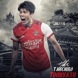 Oficjalnie: Takehiro Tomiyasu dołącza do Arsenalu!