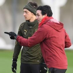 Galeria: Trening przed meczem z Chelsea