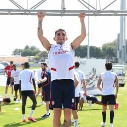 Galeria: Kolejne treningi w Dubaju