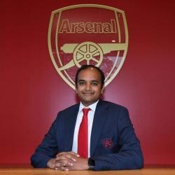 Vinai Venkatesham włączony z powrotem do zarządu Europejskiego Stowarzyszenia Klubów