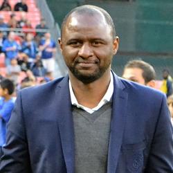 Vieira menadżerem OGC Nice