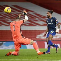 Walcott: Wyczuwałem strach w Arsenalu
