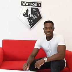 Danny Welbeck rozwiązał kontrakt z Watfordem