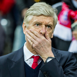 Wenger: Ronaldo był już w koszulce Arsenalu