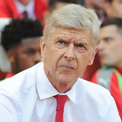 Wenger o sytuacji Ramseya