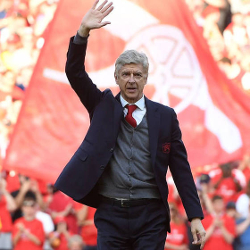 Wenger z pomnikiem przed Emirates?