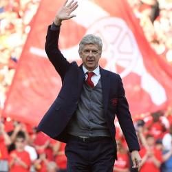 Wenger: Jestem kibicem Arsenalu
