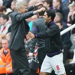 Wenger na temat Artety, sytuacji Arsenalu i Özila