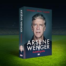 Dziś premiera autobiografii Wengera! Zamów książkę!