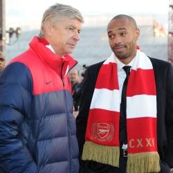 Wenger: Henry się tego nie spodziewał