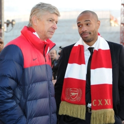 Wenger: Henry to dobry wybór Monaco