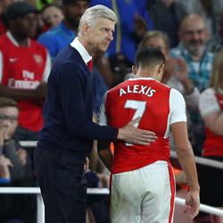 Wenger tłumaczy nieobecność Alexisa w składzie na Chelsea