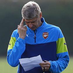 Wenger: Musimy być efektywniejsi