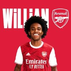 Oficjalnie: Willian zawodnikiem Arsenalu!