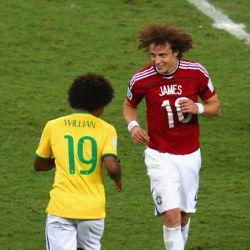 Willian: Luiz namawiał mnie do transferu