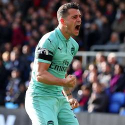 Dwa karne kończą serię, Crystal Palace 2-2 Arsenal