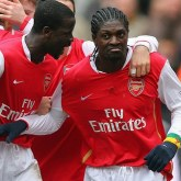 Eboue popiera zawieszenie Adebayora