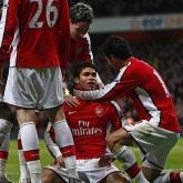 Eduardo powraca w wielkim stylu! Arsenal 4-0 Cardiff