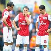 Bez bramek na Reebok Stadium, Arsenal dołuje w tabeli!