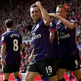 Anfield zdobyte! Arsenal 2-0 Liverpool!