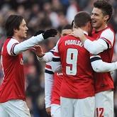 Brighton rywalem Arsenalu w 4. rundzie FA Cup