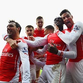 Galeria: WBA vs Arsenal