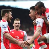 Pokaz siły i klasy: Arsenal 3-0 West Ham!