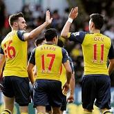 Czas powrotów: Viking FK - Arsenal!