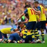 Wideo: Gole Arsenalu w sezonie 2014/15