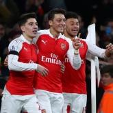 Garść statystyk: Arsenal w 2015 roku
