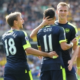 Galeria: Arsenal vs Manchester City