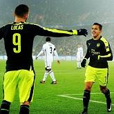 Zwrot akcji, Arsenal wygrywa grupę A! Basel 1-4 Arsenal