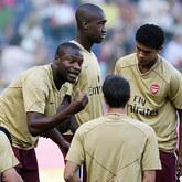 Młody Belg marzy o grze w Arsenalu