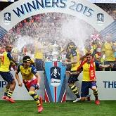 Galeria: FA Cup za kadencji Wengera