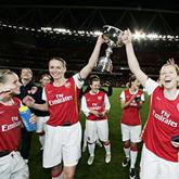 Arsenal Ladies w drodze po triumf w Lidze Mistrzów!