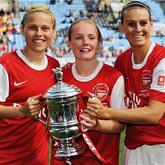 Arsenal Ladies zdobywają FA Women's Cup!