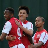 Rezerwy: Arsenal 2-2 Swansea