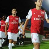 Arsenal XI zagra z Wimborne Town FC