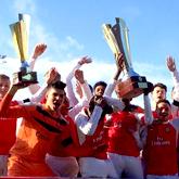 Arsenal U17 wygrywa ABN AMRO Future Cup