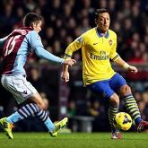 Wygrać kolejny mecz: Arsenal vs Aston Villa