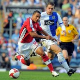 Blackburn Rovers - Arsenal: Powroty Koscielnego i Denilsona, jeszcze bez Squillaciego