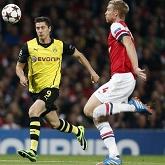 Odpokutować za grzechy: Borussia vs Arsenal