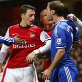 Nuda, brak zmian, spadek w tabeli. Arsenal 0-0 Chelsea
