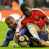Chelsea pokonuje słabo dysponowany Arsenal 2-1!