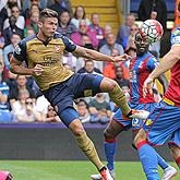 Powrót na właściwe tory! Crystal Palace vs Arsenal 1-2